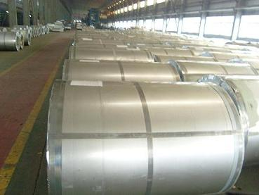 Al and Al-Zn Gavanized Steel